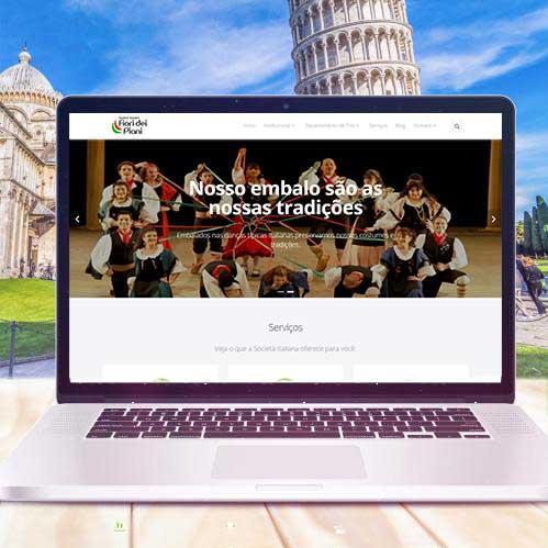 Site da Società Italiana Fiori dei Piani
